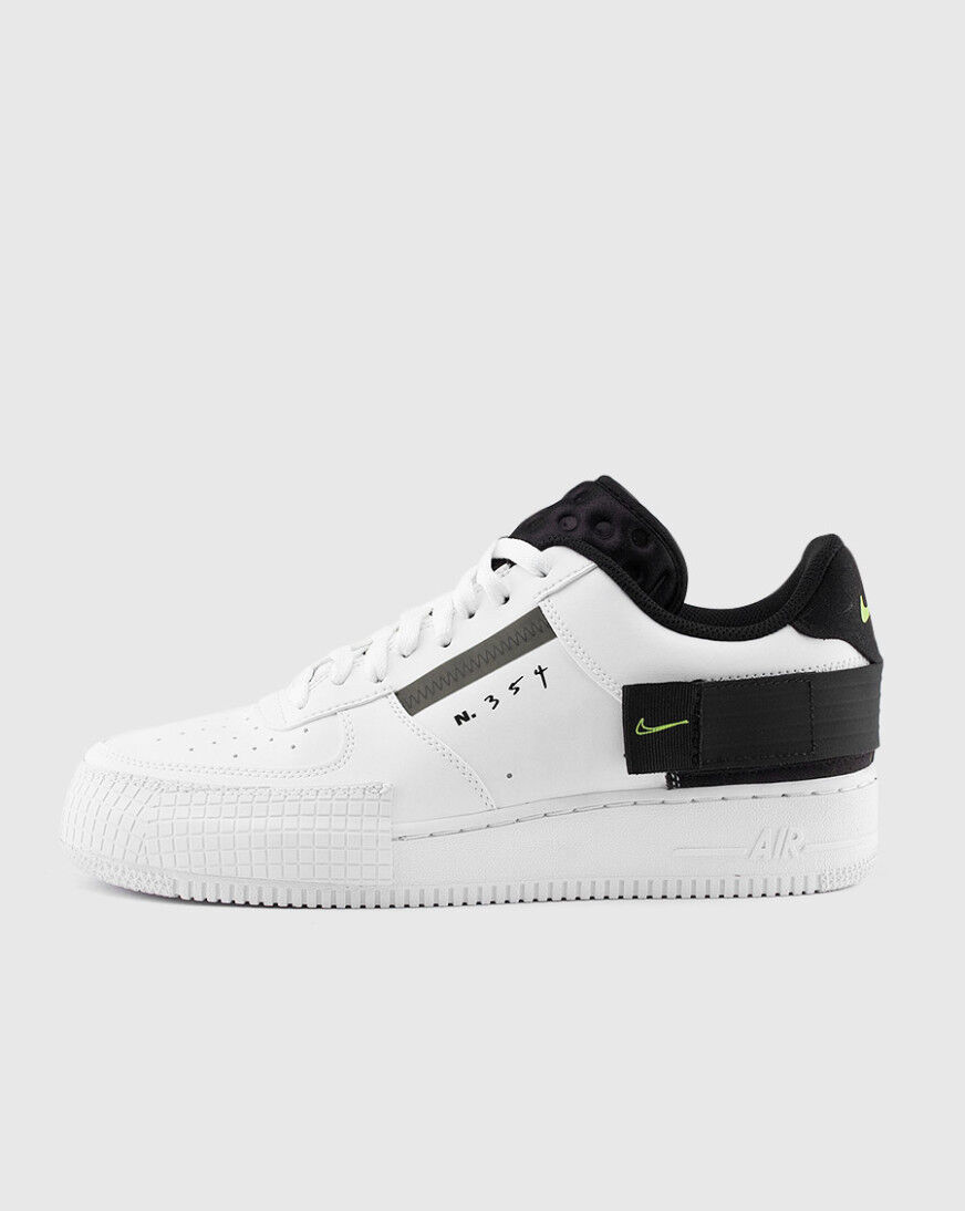 Nike Air Force 1 Low Type Mens Shoes