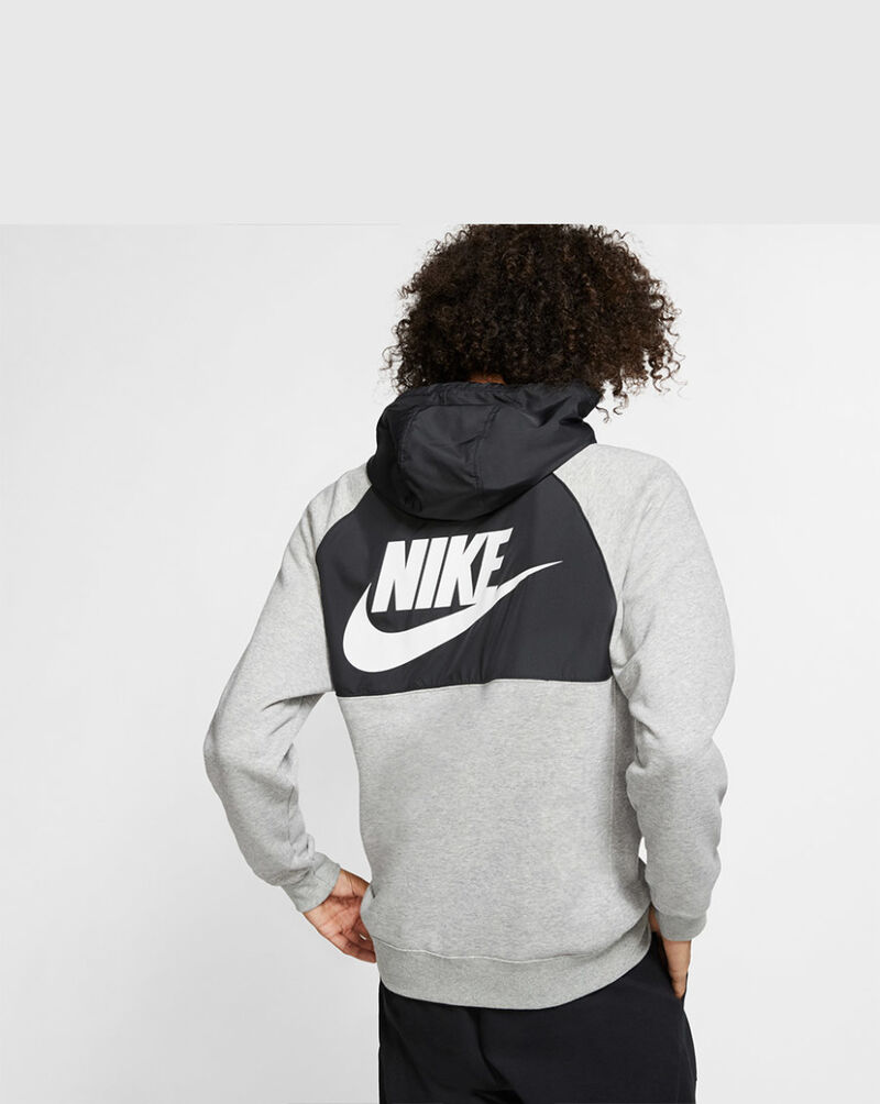 Desempleados vamos a hacerlo entrevista  Nike Nsw Hybrid Graphic Full-Zip Hoodie Mens Clothes | Snipes USA