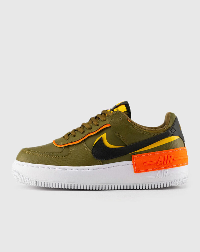 Nike Air Force 1 Shadow Womens Shoes Snipes Usa The nike air force 1 becomes the first basketball shoe to bring soft, springy nike air cushioning to the game. nike