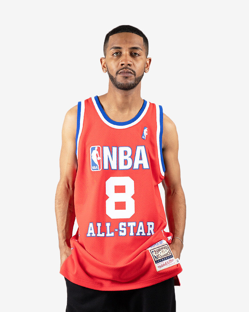 Mitchell Ness Kobe Bryant West All Star Authentic Jersey Mens Clothes | Snipes USA