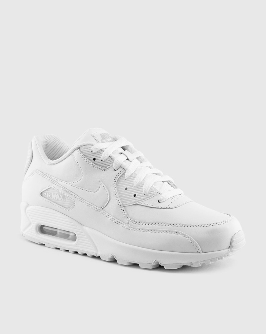 Nike Air Max 90 Leather Mens Shoes   Snipes USA